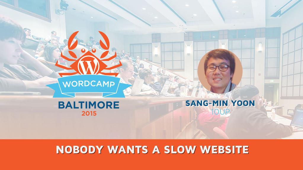 Nobody Wants A Slow Website